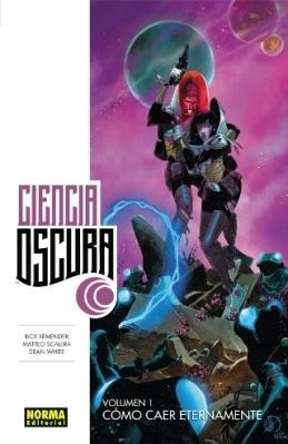 Ciencia Oscura 1. Cómo caer eternamente Book Cover