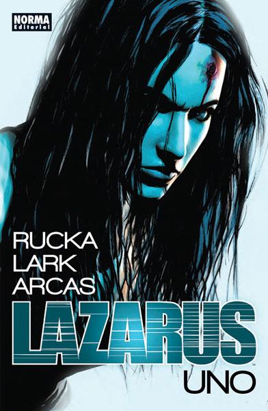 <h1>Reseña de Lazarus volumen 1, Familia, de Greg Rucka y Michael Lark</h1>
