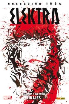 Elektra 1. Linajes Book Cover