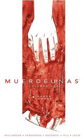Muerdeuñas 1. Habrá sangre Book Cover