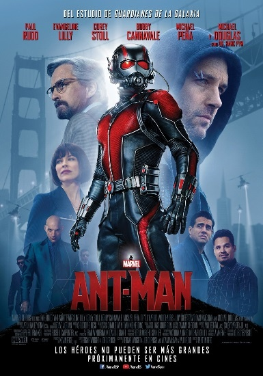 Ant-Man Book Cover