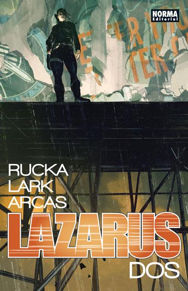 Lazarus 2. Elevación Book Cover