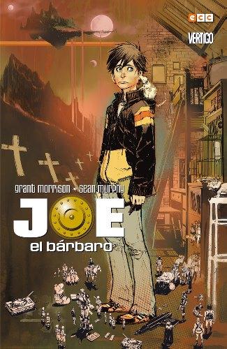 Joe el Bárbaro Book Cover