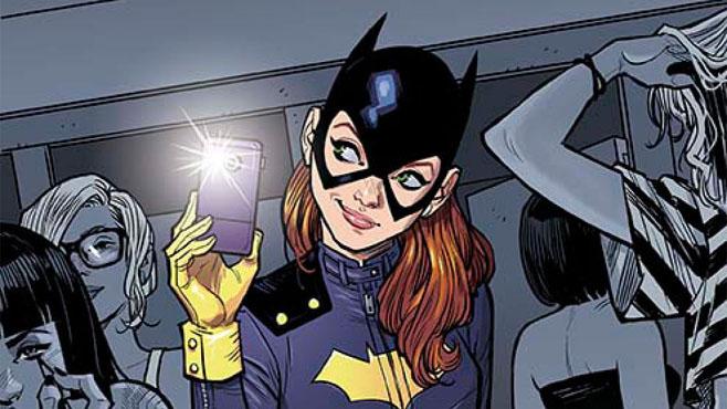 Batgirl Burnside