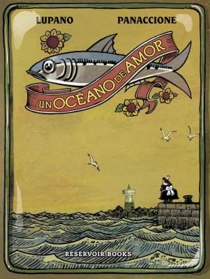 Un océano de amor Book Cover