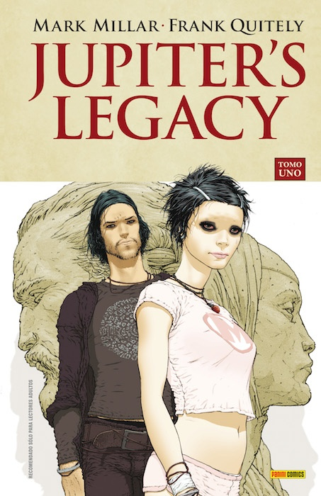 El legado de Júpiter Book Cover
