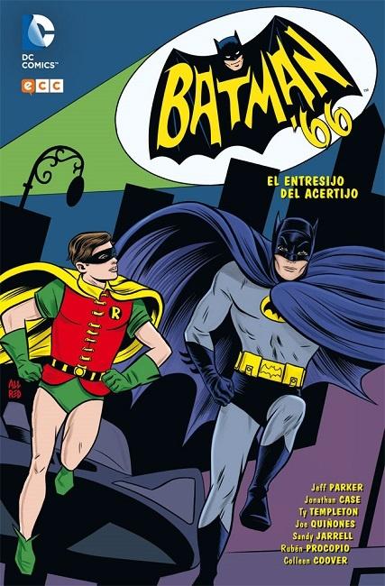 Batman'66, el entresijo del Acertijo Book Cover