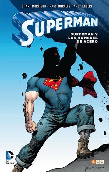 Superman y los hombres de acero Book Cover
