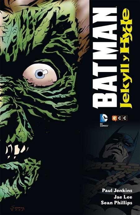 Batman: Jeckyll y Hyde Book Cover