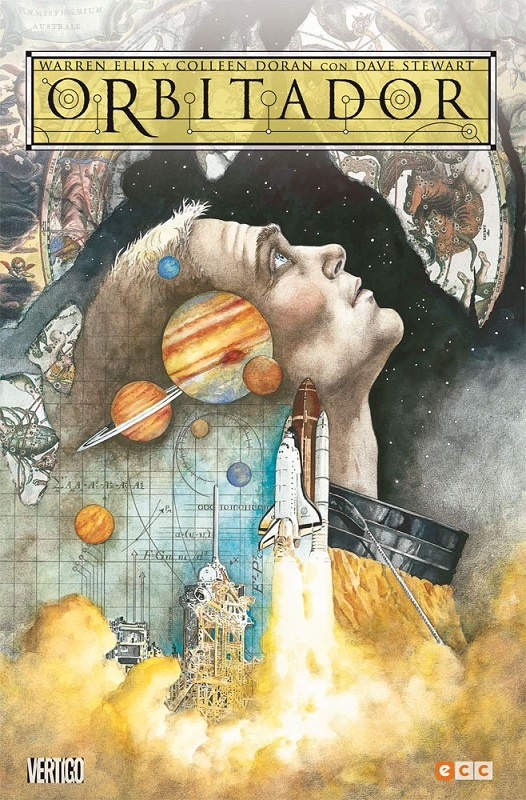 Orbitador Book Cover