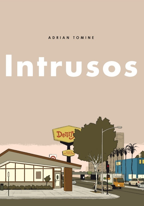 Intrusos Book Cover