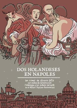 Dos holandeses en Nápoles Book Cover