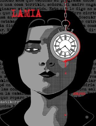 Lamia Book Cover