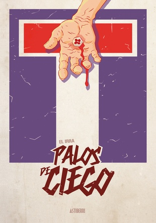 Palos de ciego Book Cover
