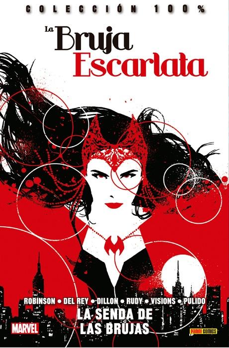 La Bruja Escarlata. La senda de las brujas Book Cover