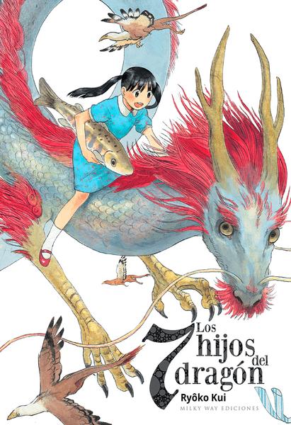 Los siete hijos del dragón Book Cover