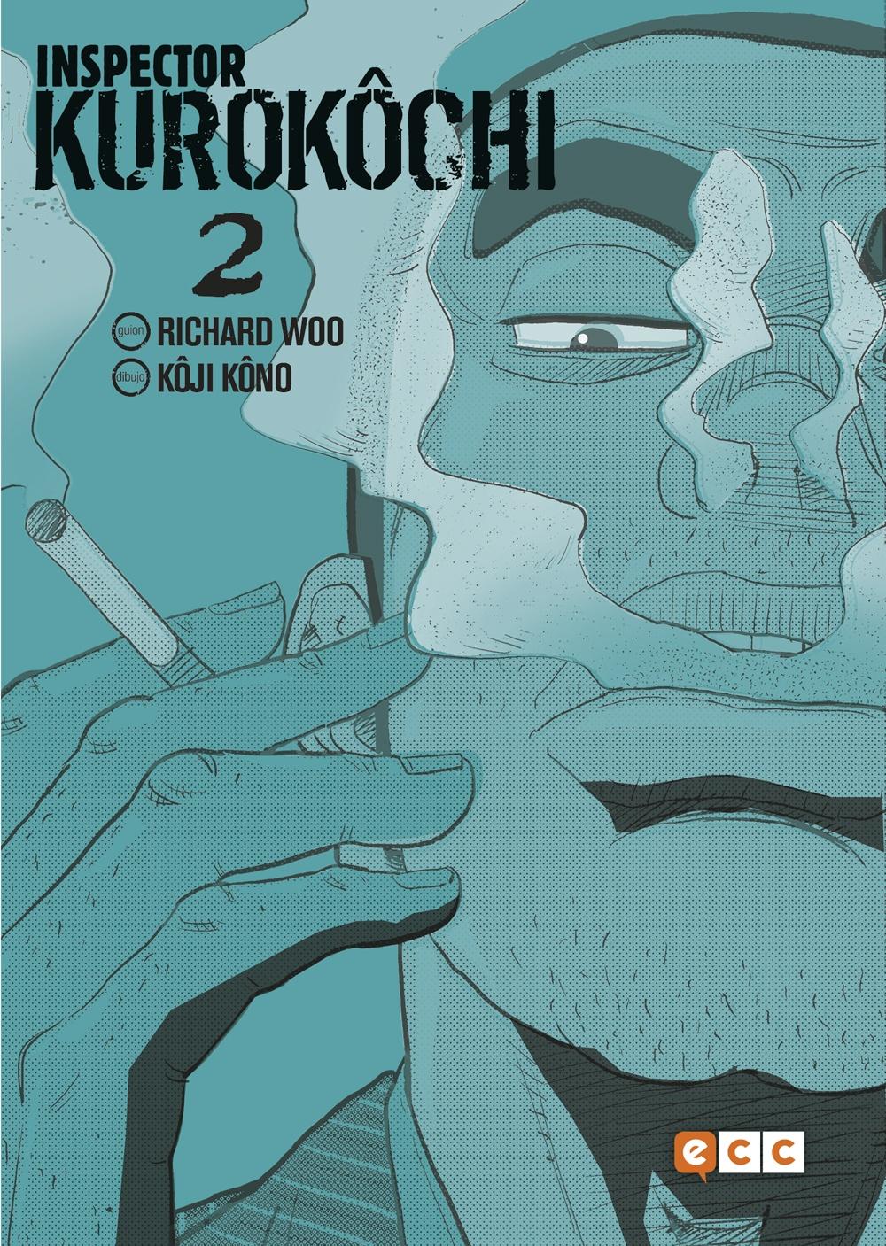 Inspector KuroKôchi Book Cover