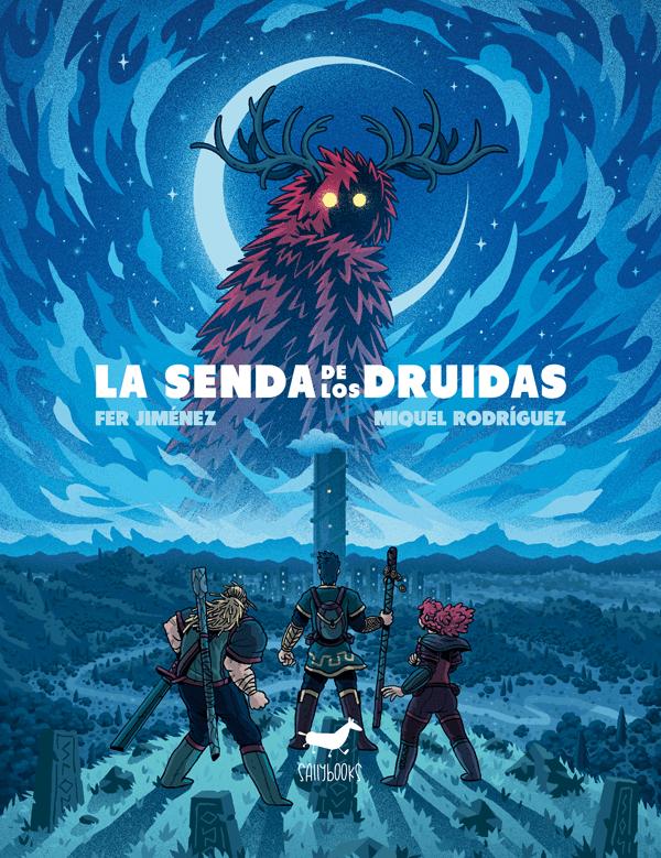 La senda de los druidas Book Cover