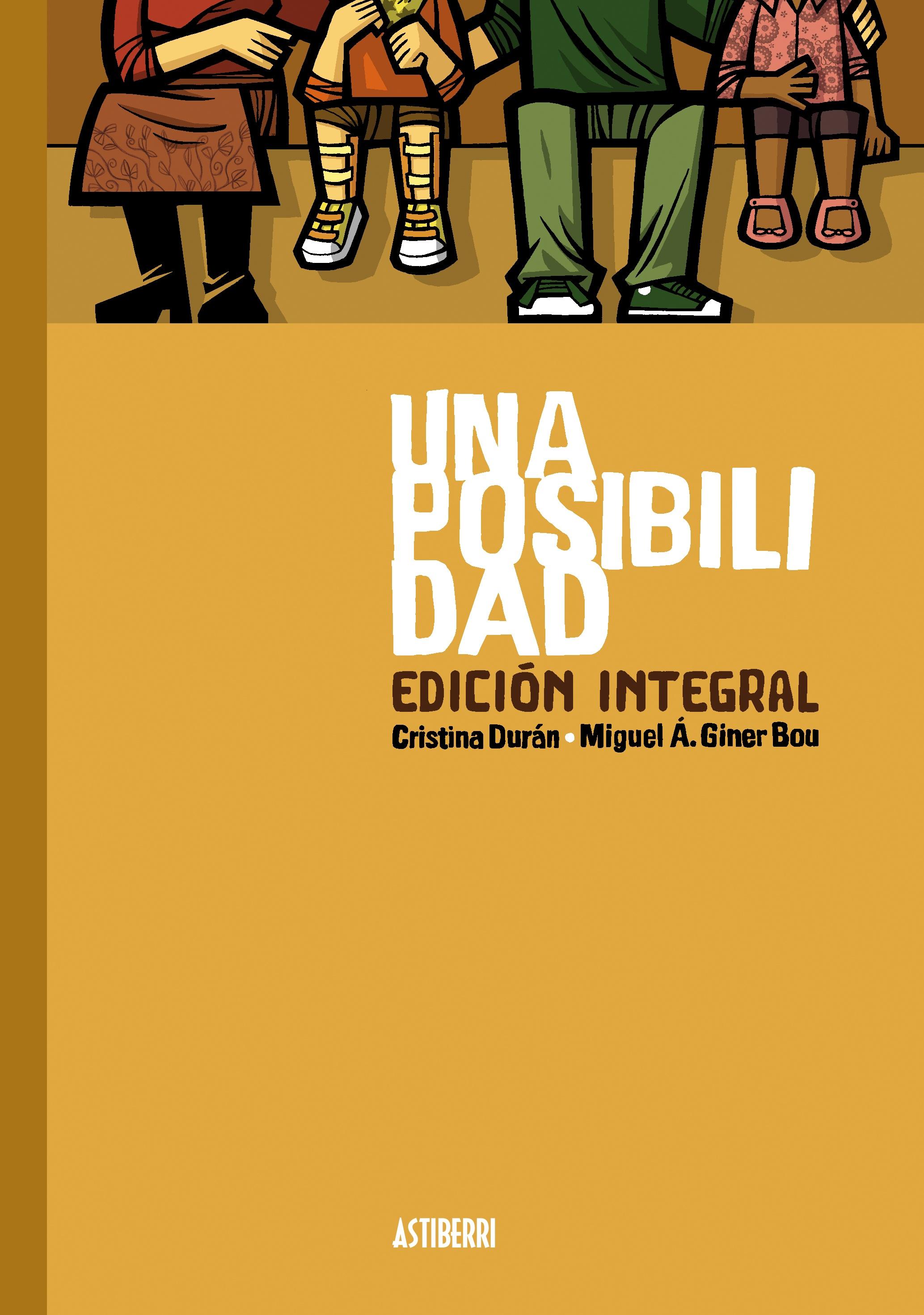 Una posibilidad Book Cover