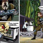 Yo fui guionista de Paco Roca: el cómic perdido del dibujante de Arrugas